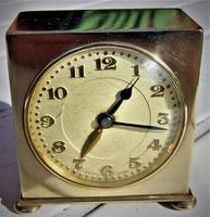 Art Deco Travel Alarm Clock of the Highest-Quality by Zenith (2 of 6)