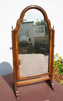 19th Century Victorian Queen Anne Style Dressing Table Mirror (17 of 18)