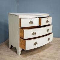 2 Over 2 Painted Chest of Drawers (2 of 13)