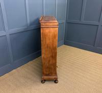 Oak Open Bookcase c.1920 (8 of 12)