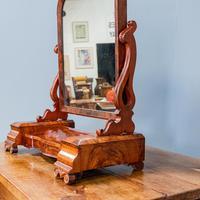Large Victorian Dresser Mirror (6 of 10)