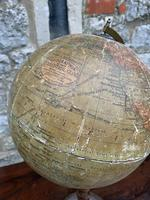 19th C Globe On Stand (4 of 5)
