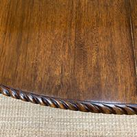 Edwardian Walnut Wind-out Extending Antique Dining Table (9 of 9)