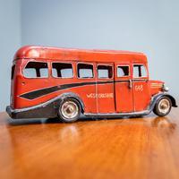 Retro Toy Tin Bus (6 of 7)
