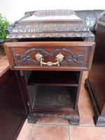 Rare Pair of Mahogany Adams Style Pot Cupboards 1820 (5 of 10)