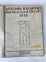 First Edition Antonin Raymond Architectural Details (3 of 3)