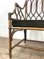 Vintage Angraves Bamboo Armchair (5 of 12)