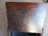 A Mahogany Coal Box from  c 1920's - 30's (5 of 6)