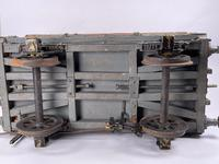 """Early 20th Century Wooden 3"""" Gauge Wagon (11 of 13)"""