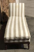 Antique French Chaise Lounge (8 of 11)