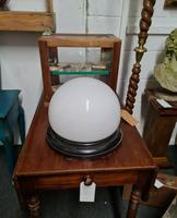 Art Deco Table Lamp / Sphere Lamp 1920s Interior (4 of 6)