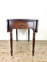 Antique 19th Century Welsh Oak Pembroke Table (4 of 10)