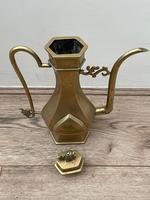 19th Century Bronze Chinese Teapot Kuang-hsu Guangxu Qing (13 of 23)