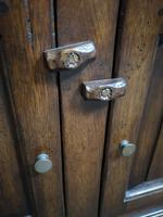 Good Quality Oak Open Bookcase (4 of 11)