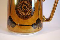 Mid Century Norwegian Pottery Jug - Stavangerflint Sera - Inger Waage (3 of 6)