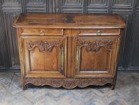 French Oak Buffet / Dresser Base (3 of 9)