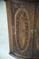 Georgian Oak Corner Cupboard (6 of 8)