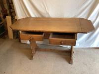 Norfolk Oak Sofa Table (3 of 4)