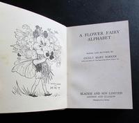 1934 A Flower Fairy Alphabet, Poems & Pictures by Cicely Mary Barker, 1st Edition (2 of 5)