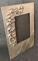 Arts and Crafts  Spelter Easel Photo Frame (3 of 3)