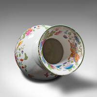 Antique Baluster Posy Vase, English, Ceramic, Decorative, Flower Urn c.1920 (11 of 12)