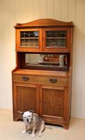 Small Proportioned Oak Dresser (4 of 9)