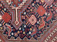Antique Khamseh Rug (8 of 10)