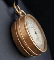Antique pocket barometer, Darton and Co (8 of 12)