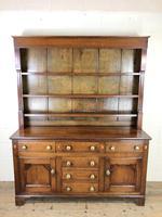 19th Century Antique Oak Dresser (2 of 10)