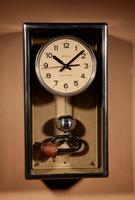 Art Deco Lepaute Very Interesting Electrical Wall Clock (4 of 14)
