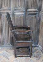 Antique Wainscot Chair (5 of 9)