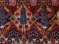 Antique Bakhtiari Rug with Sarv-o-kâdj Design (12 of 14)