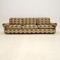 Vintage 1960's Sofa