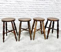 Group of 4 Tavern Stools (4 of 5)