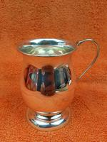 Vintage Sterling Silver Hallmarked Cup Mug 1966 (7 of 8)