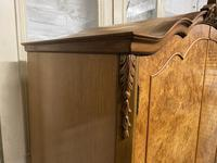 Burr Walnut Fitted Wardrobe (2 of 12)