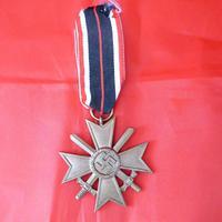 WW2 German War Merit Cross (4 of 4)