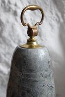 Cornish Serpentine Doorstop with Brass Handle (9 of 10)