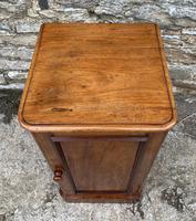 Antique Victorian Mahogany Bedside Pot Cupboard (3 of 16)