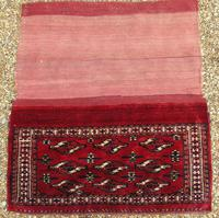Antique Yomut Chuval Rug (2 of 4)