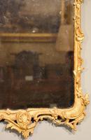 18th Century Giltwood Italian Mirror (2 of 4)