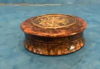 19th Century French Thuya Burl Burr Snuff Box (5 of 12)