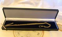 Antique Pocket Watch Chain 1890 Victorian 12ct Rose Rolled Gold Albert & T Bar (10 of 10)