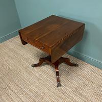 Beautiful Victorian Mahogany Antique Sofa Table (8 of 8)
