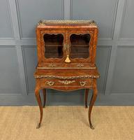 19th Century French Kingwood Bonheur Du Jour (6 of 23)