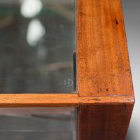 Antique Haberdasher's Display Cabinet, English, Mahogany, Showcase, Edwardian (11 of 12)