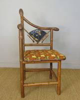 Rare Victorian Aesthetic Chair by Jas Shoolbred (5 of 10)