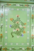 Vintage Painted Pine Wardrobe (12 of 12)