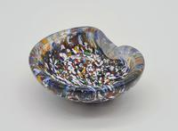 Vintage Murano Art Glass Bowl / Ashtray 1950s (3 of 3)