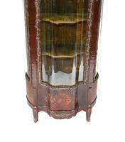 Antique Display Cabinet French Louis XVI Inlaid Bijouterie (2 of 10)